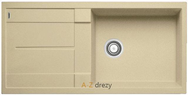 drezy pod a materi lu blanco metra xl 6 s sif n komplet ampa drezy a baterie blanco. Black Bedroom Furniture Sets. Home Design Ideas